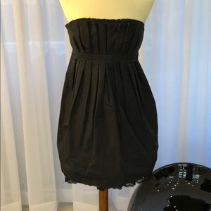 Brand new with tag BCBG generation black dress